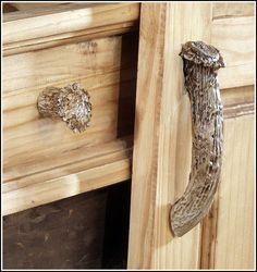 New Antler Kitchen Cabinet Handles