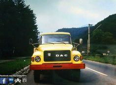 DAC (Romania) Classic Trucks, Cars And Motorcycles, Romania, Vehicles, Transportation, Nostalgia, Classic Pickup Trucks, Car, Vehicle