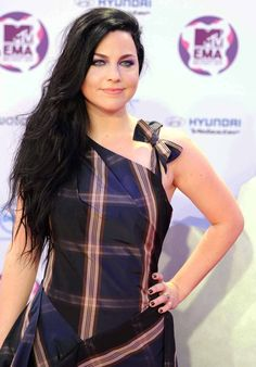 Amy Lee- Evanescence, she probably has the best singing voice I have ever heard