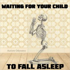 It can take a long time! I haven't had a decent 2 years of sleep dealing with my daughter Funny Mom Memes, Cute Memes, Haha Funny, Funny Quotes, Hilarious, Funny Stuff, Shape Mags, Mommy Humor, Parenting Humor