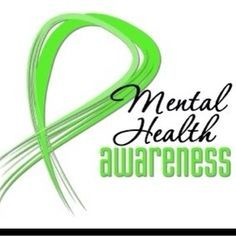 Health Problems, Green Ribbons, Awareness Week, Healthawar, Awareness Months, Mental Illness, Mental Health Awareness, Awareness Ribbons, Depression