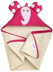 3 Sprouts Hooded Towel - Osuška s kapucí