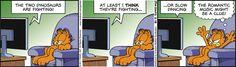 Garfield by Jim Davis for Feb 18, 2017 | Read Comic Strips at GoComics.com