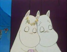 Cartoon Icons, Cute Cartoon, Moomin Valley, Tove Jansson, Cute Memes, Cute Characters, A Comics, Aesthetic Anime, Cute Pictures