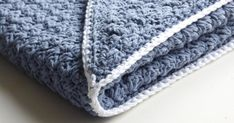 Ravelry: Babycape Roan pattern by Wietske Meindertsma Crochet For Kids, Crochet Baby, Knit Crochet, Knitted Afghans, Crochet Squares, Knitting Stitches, Needlework, Winter Hats, Creations