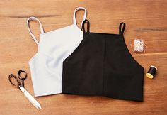 View details for the project How to Sew a Crop Top on BurdaStyle.