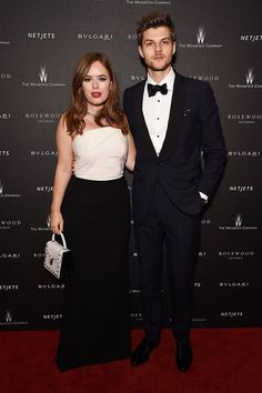 Tanya Burr And Her Two Red Carpet Dresses Were The Real Winners Of The BAFTAs | MTV UK