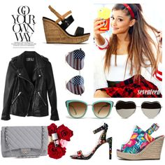 Star Of The Show by zooshoo on Polyvore featuring Soda, Delicious, Dolce Vita, Chanel and ZooShoo