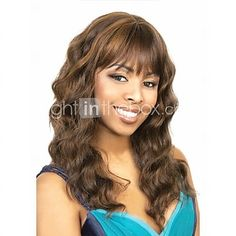 Fashion Style Women Lady  Syntheic Wig Extensions   Best Quality And New Arrival - USD $22.32