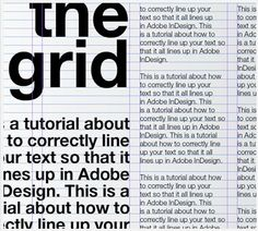A Tutorial for Good Typography in InDesign – Setting Up a Baseline Grid