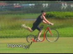 Kickbike Speed & Power Training