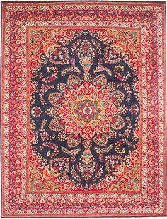 Gorgeous Silk rug pattern