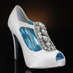 bridal mary janes - Google Search