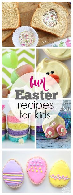 Fun Easter Recipes f
