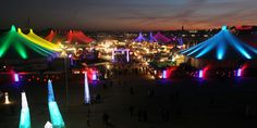 Tollwood Winter festival - Munich