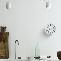 Rosendahl - Arne Jacobsen - Roman Clock 16cm Small | Panik Design