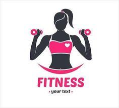 Resultado de imagen para fitness logo