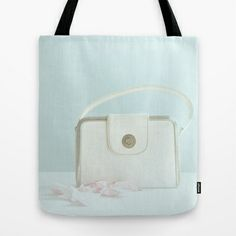 Soft 50's Tote Bag by Angie Ravelo Art & Photography - $22.00