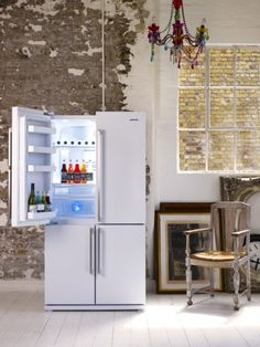 New Black and White FQ60's from Smeg now available.