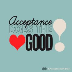 Acceptance does the heart good! Art I created for the #AcceptanceMatters campaign (#CommissionedByMastercard)