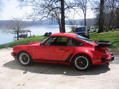 porsche 911 turbo 1985