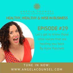 HWWB Episode 29 – Kylie Patchett