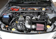 Best Modifications for the Scion FR-S - 4. Air intake / exhaust system