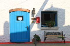 Kroatien Garage Doors, Shed, Outdoor Structures, Outdoor Decor, Home Decor, Croatia, Viajes, Decoration Home, Room Decor