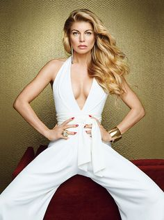 Fergie Covers Allure, Talks Therapy With Josh Duhamel  Fergie, Allure