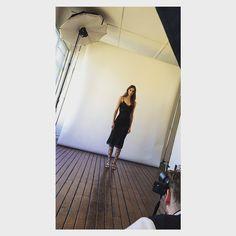 BEHIND THE SCENES || From our Resort 2015 shoot last week || #LITTLEJOEWOMAN #LaPorteStudios #ThankYou @pennymccarthy1 #Fashion #RockChic #Luxe #HauteHippy
