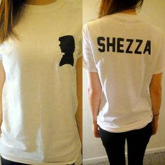 Shezza t-shirt