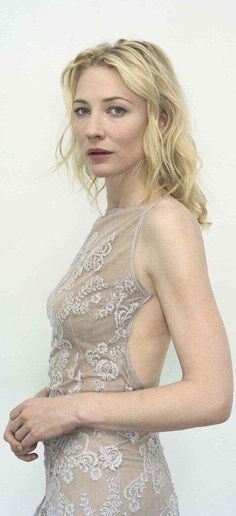 Another flawless pic of Cate Blanchett.  www.creativamente.me