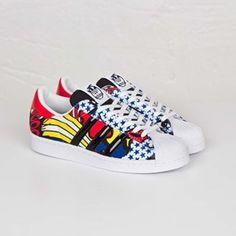 a643e937d adidas Superstar 80s W - B26729 - Sneakersnstuff