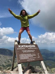 Dan Knotts Binde Claims a New Self-Supported Appalachian Trail Record