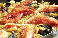 paella by kitchenqblog