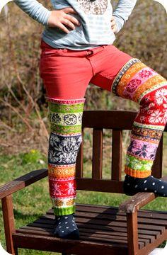 5 Knit Or Crochet, Knits, Socks, Knitting, Awesome, Fashion, Moda, Tricot, Fashion Styles