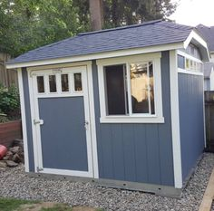 Storage Shed Construction