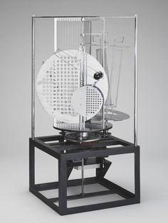 Laszlo Maholy Nagy - Lichtrequisit einer Elektrischen Bühne (Light prop for an electric stage), 1930