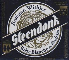 Steendonk Brabants, Witbier 5,0 % ABV (Brouwerij Palm, Bélgica) #label