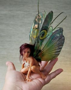 Young Mantis fairy 3 by ~fairiesndreams