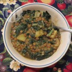 Libanesische Mangoldsuppe mit  Linsen @ de.allrecipes.com