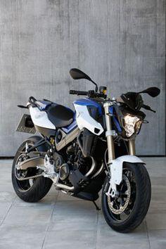Nueva BMW F 800 R