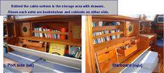 main cabin sailboat organization - Google Search