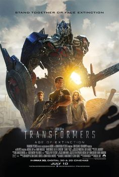 Movie Review: Transformers: Age of Extinction (2014) - Click Here to Read Full Review