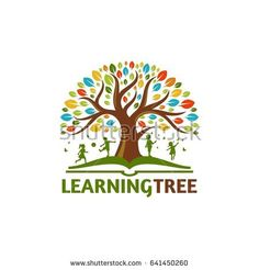 book of Tree Logo for kids
