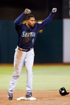 Seattle Mariners Endy Chavez