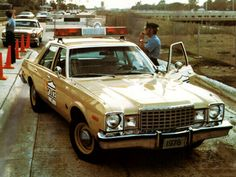 Plymouth Volare Police '1978