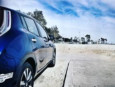 6am and chilling in #Longbeach with our #Nissan #Leaf. Chilling relaxing maxing in the sun.  #Nissanleaf #electriccar #electricvehicle #EV #beach #California #losangles #la #cali #socal #sunshine #sea #goodtimes #batterypowered #zeroemission #cleanenergy #savingtheplanet #carpics #caroftheweek #picoftheday #instapic by evperformance