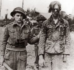World War II Pictures In Details: A Young SS Hitlerjugend Soldier Captured by the Canadian at Normandy