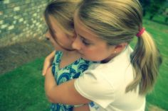 A relationship worth protecting. How you treat your oldest daughter will shape how she treats her younger sister.